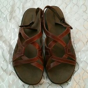 Merrell Agave Brown Sandals